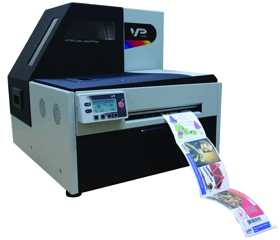 VIP Color Label Printers | Gateway Business Communications, Inc