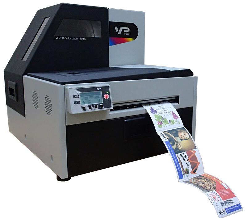 vp700 VIP Color Label Printer